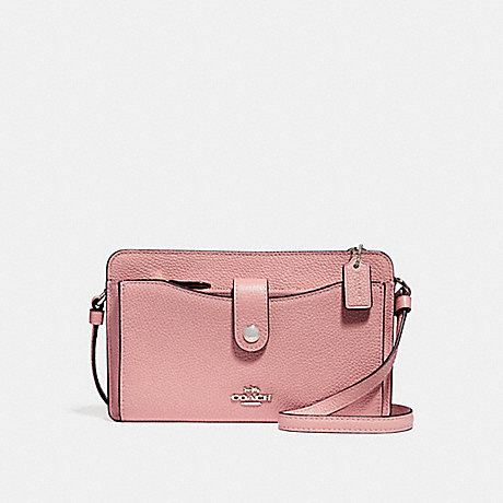 COACH F53529 NOA POP-UP MESSENGER PEONY/SILVER