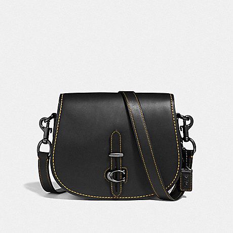 COACH F54202 SADDLE V5/BLACK