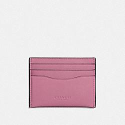 COACH F54441 - CARD CASE B4/ROSE