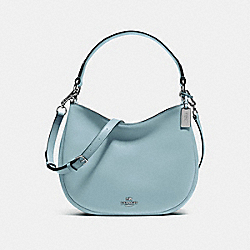 COACH F54446 - MAE CROSSBODY CLOUD/SILVER