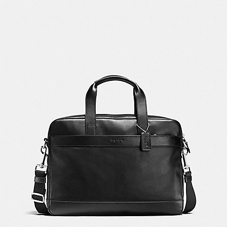0384508f72 COACH F54801 - HAMILTON BAG IN SMOOTH LEATHER - BLACK