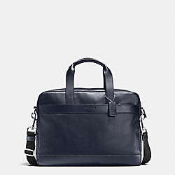 COACH F54801 - HAMILTON BAG IN SMOOTH LEATHER MIDNIGHT