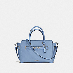 COACH F55665 - BLAKE CARRYALL 25 SILVER/POOL