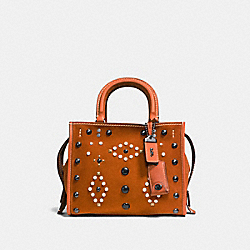 COACH F56623 Rogue 25 With Western Rivets BP/GINGER