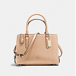 COACH F56839 - BROOKLYN CARRYALL 28 LI/BEECHWOOD