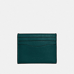 COACH F57101 Card Case FOREST