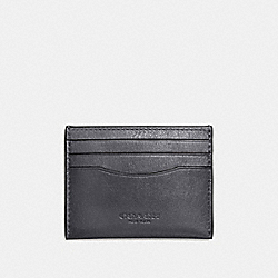 COACH F57101 - CARD CASE GRAPHITE