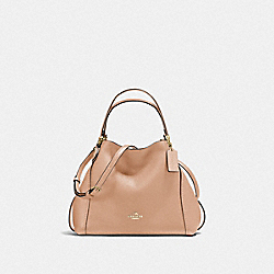 COACH F57124 - EDIE SHOULDER BAG 28 LI/BEECHWOOD