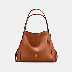 COACH F57125 Edie Shoulder Bag 31 LI/1941 SADDLE