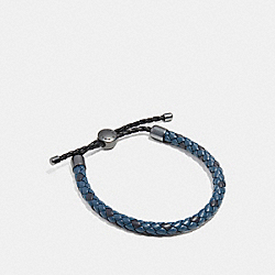 BRAIDED ADJUSTABLE BRACELET - f57147 - GMMW7