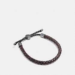 COACH F57147 Braided Adjustable Bracelet GMMW8