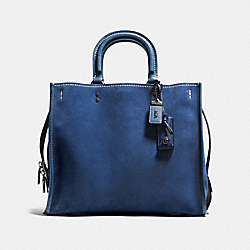 COACH ROGUE 36 - denim/black copper - F57179