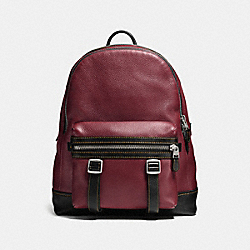FLAG BACKPACK - F57408 - MAROON
