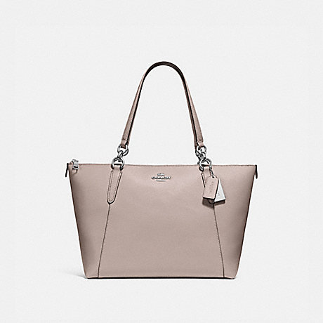 COACH F57526 AVA TOTE SV/GREY-BIRCH