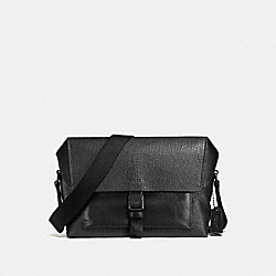 COACH F57769 Manhattan Bike Bag BLACK/BLACK