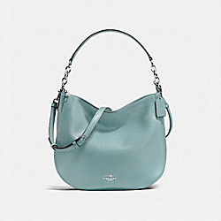 COACH F58036 - CHELSEA HOBO 32 CLOUD/SILVER
