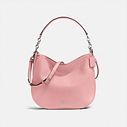 COACH F58036 - CHELSEA HOBO 32 PEONY/SILVER