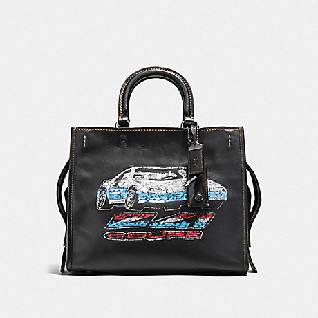 COACH F58151 ROGUE WITH CAR BP/BLACK