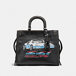 COACH F58151 - ROGUE WITH CAR BP/BLACK