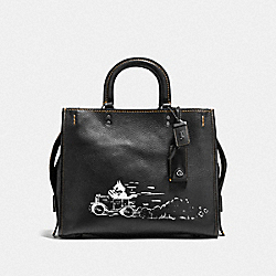 COACH F58154 Felix Driving Rogue BP/BLACK