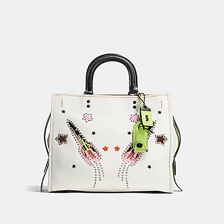 COACH F58156 ROGUE WITH ROCKET BP/CHALK