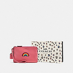 BOXED SMALL WRISTLET - F58365 - SV/PEONY