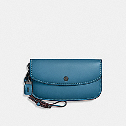 COACH F58818 Clutch BP/RIVER