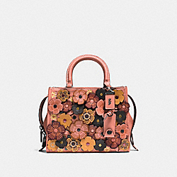 COACH F58840 - ROGUE 25 WITH TEA ROSE BP/MELON