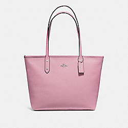 COACH F58846 - CITY ZIP TOTE TULIP