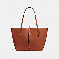 COACH F58849 - MARKET TOTE LI/1941 SADDLE