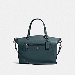 COACH F58874 - PRAIRIE SATCHEL GM/CYPRESS