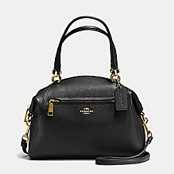COACH F58874 Prairie Satchel LI/BLACK