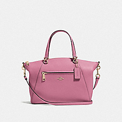 PRAIRIE SATCHEL - F58874 - LI/ROSE