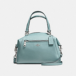 COACH F58874 Prairie Satchel CLOUD/SILVER