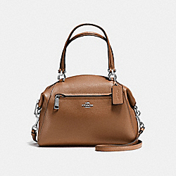 COACH F58874 - PRAIRIE SATCHEL SV/SADDLE