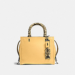 COACH F59235 Rogue 25 With Colorblock Snakeskin Detail BP/HAY