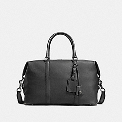COACH F59437 - EXPLORER BAG BLACK/BLACK ANTIQUE NICKEL