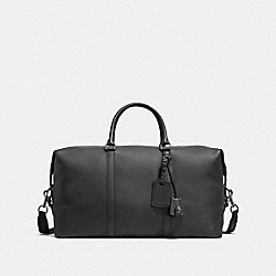 COACH F59440 - EXPLORER BAG 52 BLACK/BLACK ANTIQUE NICKEL
