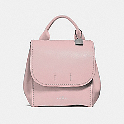 COACH F59819 Derby Backpack BLUSH 2/SILVER