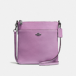 COACH F59975 Messenger Crossbody LILY/DARK GUNMETAL
