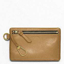 COACH REVERSIBLE TOTE KEYCASE ENVELOPE - ONE COLOR - F61226