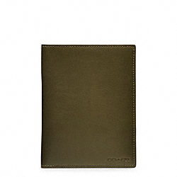BLEECKER LEGACY PASSPORT CASE - f61754 - 25299