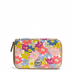 COACH F62238 Peyton Floral Jewelry Box