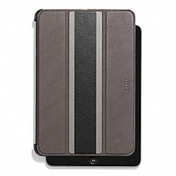 COACH F62625 Heritage Sport Ipad Mini Case SLATE/BLACK
