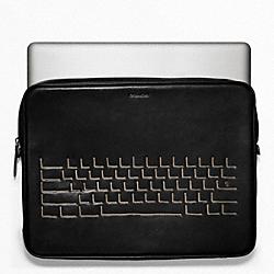 COACH F62701 Hugo Guinness Laptop Case