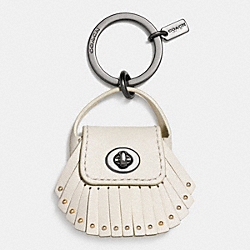 COACH F63352 - DAKOTAH BAG KEY RING BQCHK