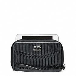 COACH F63824 Madison Gathered Leather Universal Case