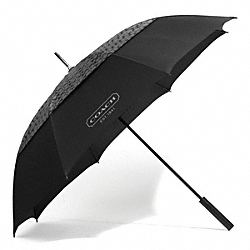 COACH F64276 Golf Umbrella