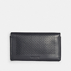 COACH F65204 - UNIVERSAL PHONE CASE GRAPHITE/DENIM