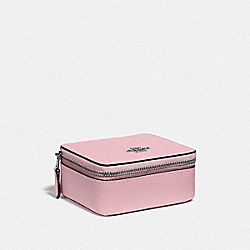 COACH F66502 Jewelry Box CARNATION/SILVER